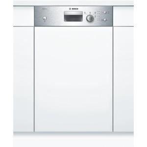 BOSCH SPI40E85EU - Lave-vaisselle encastrable - 9 couverts - 48dB - A+ - Larg. 44,8cm - Moteur induction