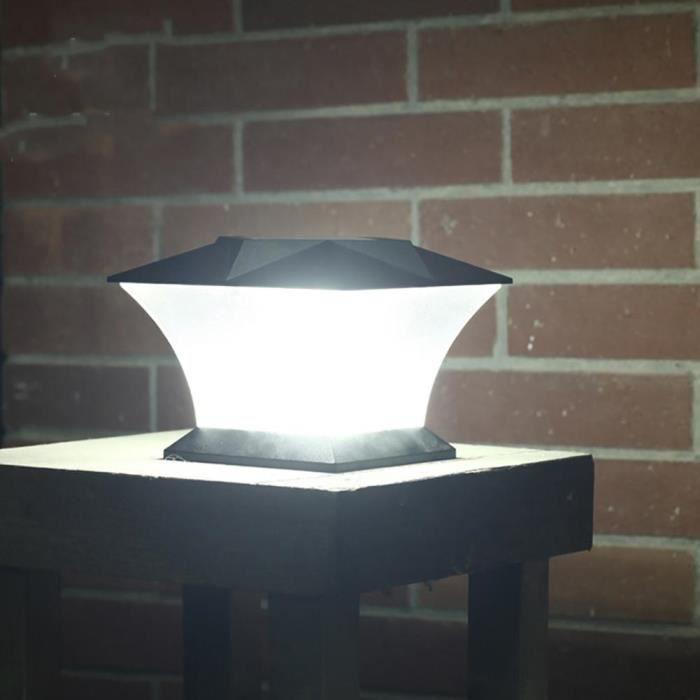 fb5e6249ee Luminaire exterieur pour pilier - Achat / Vente pas cher