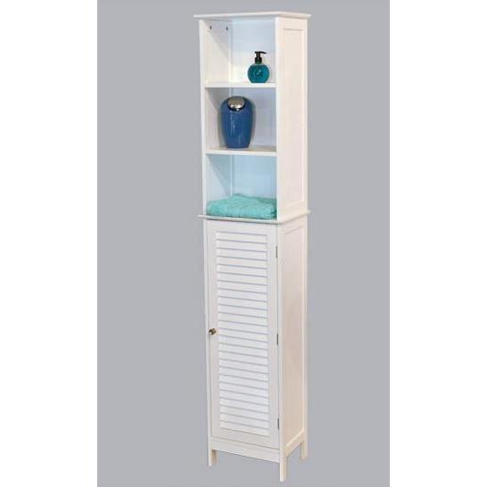 Meuble colonne salle de bain mdf florence persie achat for Meuble salle de bain colonne