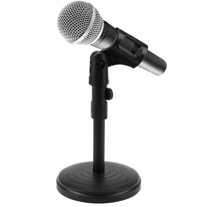 Pied De Microphone Bureau