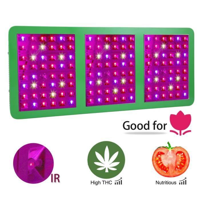 Pour Led Complet Lampe Horticole Croissante Spectre Plante 720w UMpSzGVq