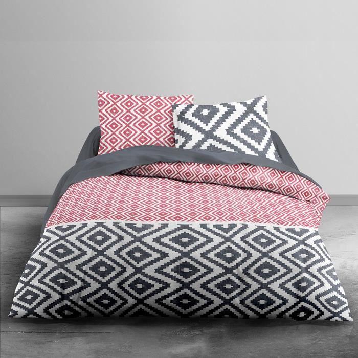 housse de couette today 240x260 achat vente pas cher. Black Bedroom Furniture Sets. Home Design Ideas