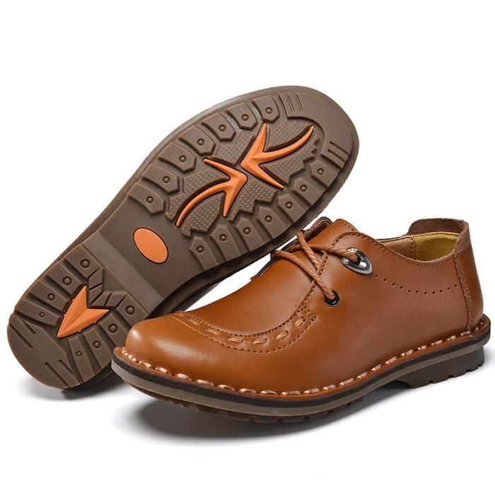 Mocassins homme Mocassins loisir Mocassins à la mainsChaussures de villeChaussures dehors Chaussures populaires