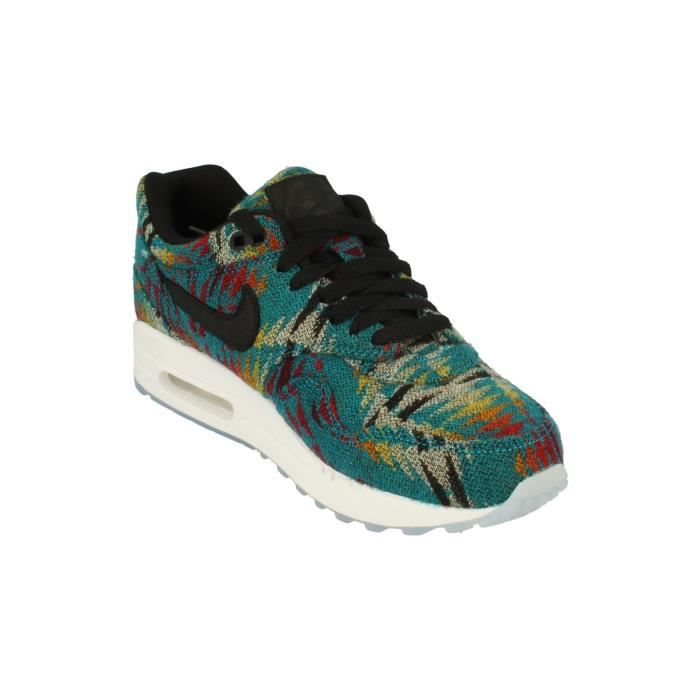 Nike Femmes Air Max 1 PRM Pendleton Running Trainers 918621 Sneakers Chaussures 301