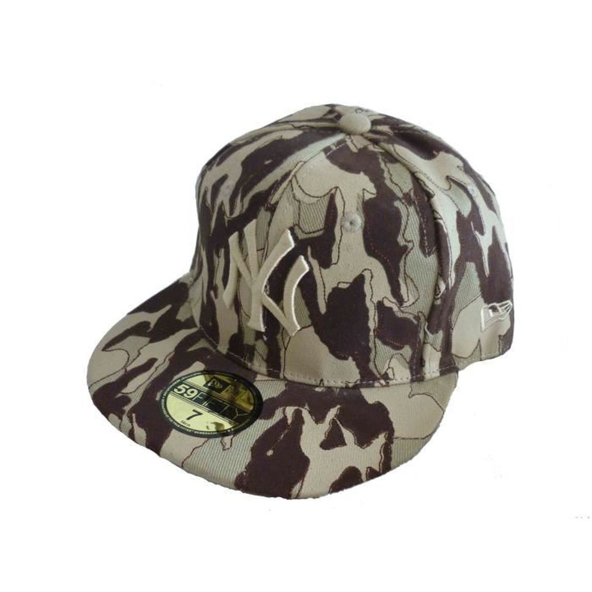 156a1b890c0c8 CASQUETTE NEW ERA **59 FIFTY** NEW YORK TAILLE 7 56cm - Achat ...