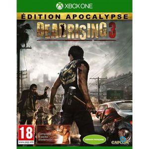 JEUX XBOX ONE Dead Rising 3 Edition Apocalypse Jeu Xbox One