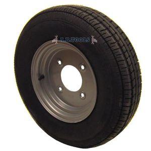 PNEUS AUTO Roue et pneu de remorque 145 x 10