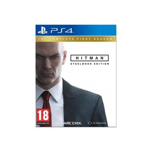 JEU PS4 Hitman The Complete First Season PlayStation 4