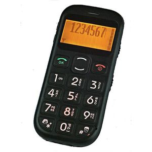 Téléphone portable Téléphone portable simplifié Senior tout operateur