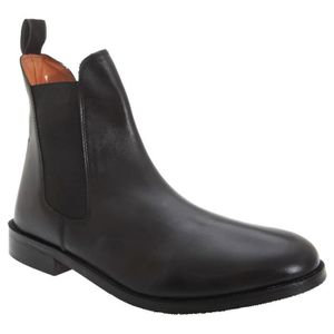 BOTTINE Roamers - Bottines Chelsea en cuir - Homme