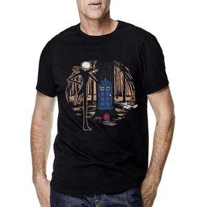 0f398ff2a843c T-shirt L etrange noël de monsieur jack homme - Achat   Vente T ...