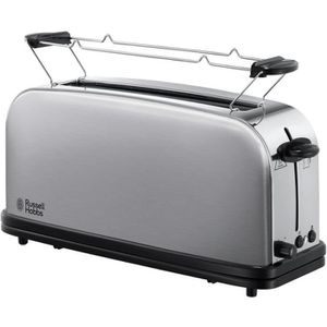 GRILLE-PAIN - TOASTER RUSSELL HOBBS 21396-56 - Grille-pain - 1000 W - Ac