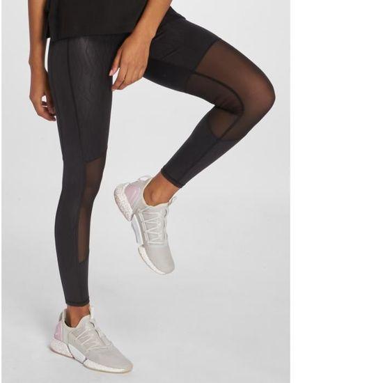 f818c5ec15 Puma Performance Femme Pantalons & Shorts / Legging On Graphic Noir -  563304 - Achat / Vente collant sans pied - Cdiscount