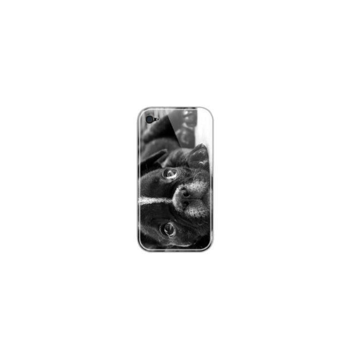 coque iphone 6 bouledogue français