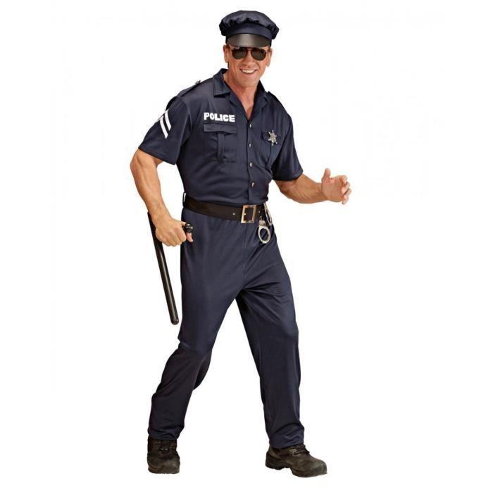 uniforme police achat vente jeux et jouets pas chers. Black Bedroom Furniture Sets. Home Design Ideas