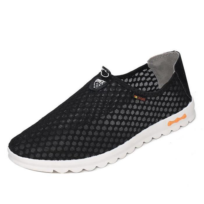 Sneakers unisex Chaussure Mocassin maille GYM ... V3IWDq2ZKm