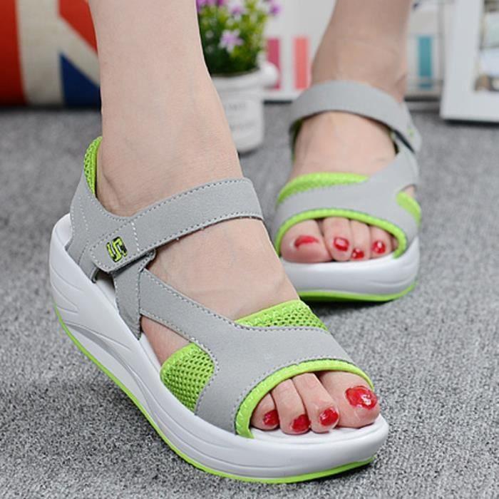 Sandales Femmes d'été Plate-forme OemIr
