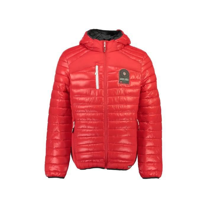 Norway Barda Doudoune Achat Rouge Geographical Enfant Qxvasnzwiw EqwHdHpx87