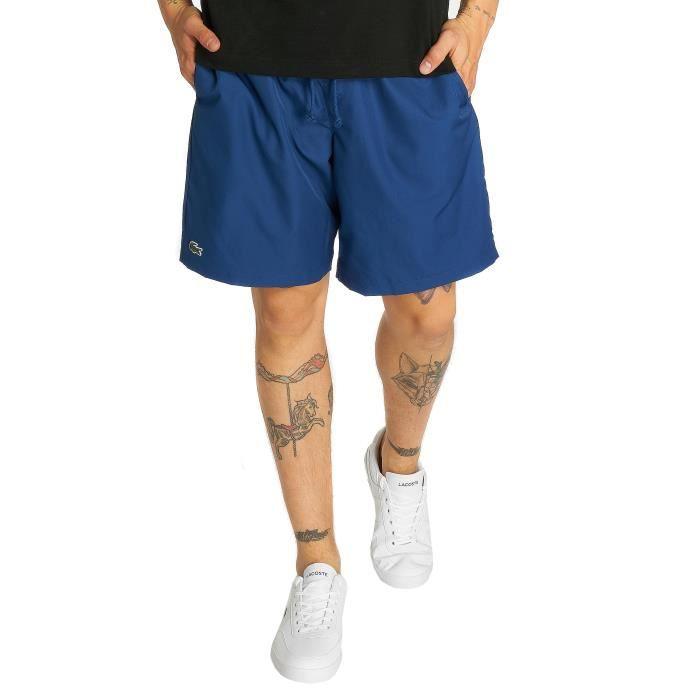 281d8353d5 Lacoste Homme Pantalons & Shorts / Short Classic Bleu Bleu - Achat ...