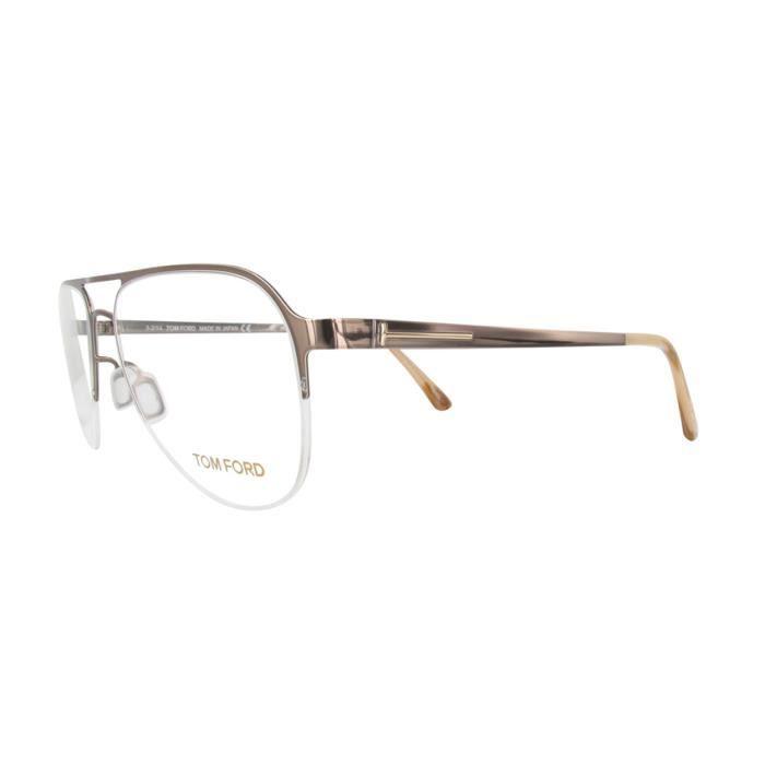 ec8633b3d91d4c TOM FORD Homme lunettes de vue FT5370-034-53 - Achat   Vente ...