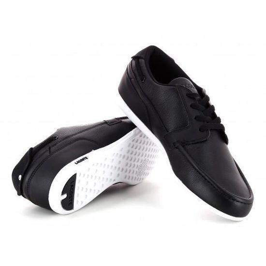 Chaussure Noir Basket Lacoste Dreyfus… Bateau Vente Achat Jl3TcFKu1