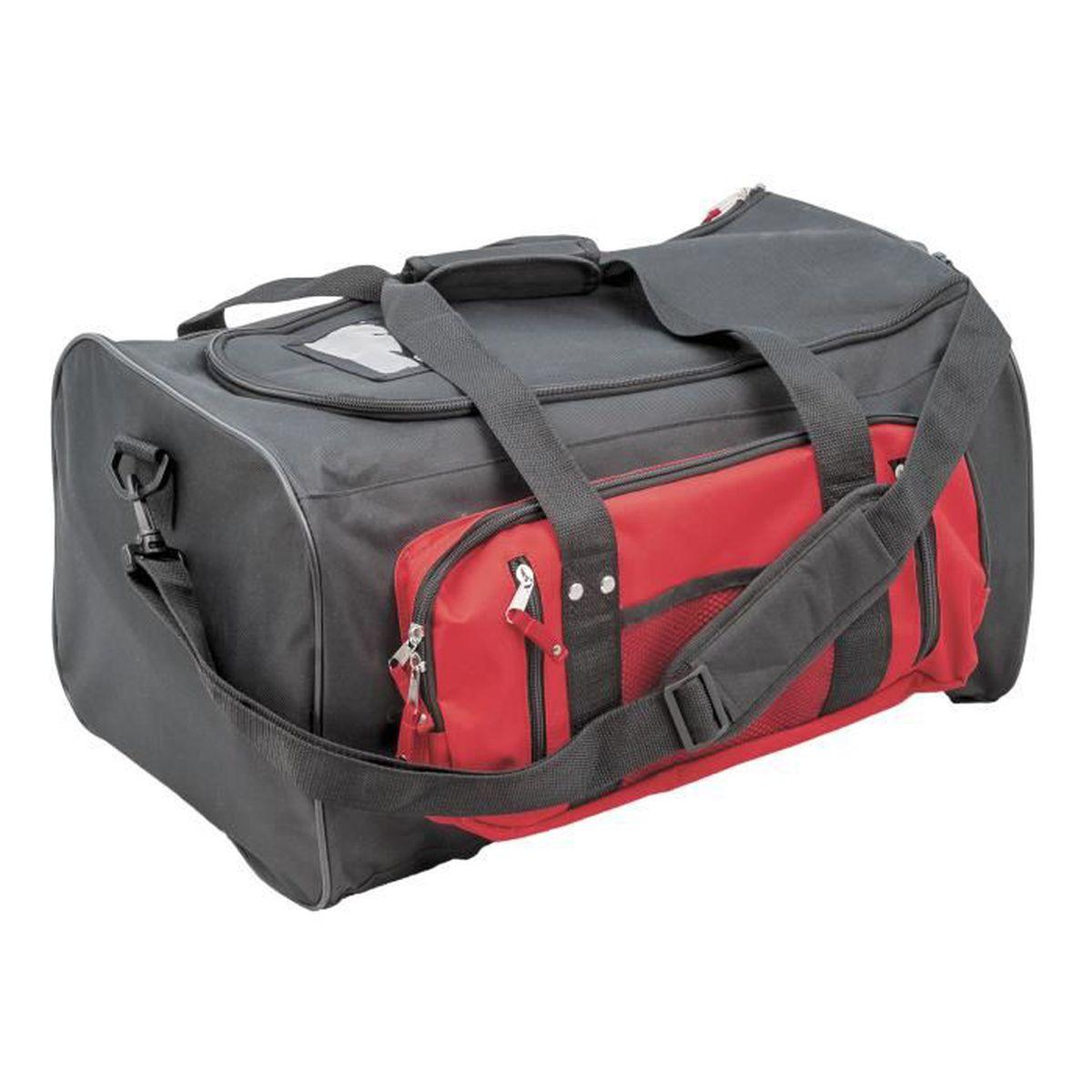SAC DE VOYAGE Sac de transport Kitbag Portwest 50L - Noir Unique