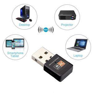 CARTE RÉSEAU  Aneiores®600 Mbps Dual Band 2.4 - 5 GHz sans fil U
