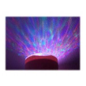 LAMPE A POSER Lampe haut-parleur et diffuseur d'aurores polaires