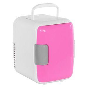 RÉFRIGÉRATEUR CLASSIQUE Mini-réfrigérateur / congélateur compact de 4 litr