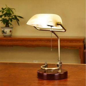 LAMPE A POSER Lampe à poser en bois naturel Vintage Lampe de che