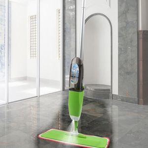 BALAI - PELLE Spray Mop Balai Serpillière en microfibre avec Vap