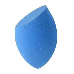 ÉPONGE DE MAQUILLAGE Eponge de Maquillage Bleu Oeuf coupé en biais Houp