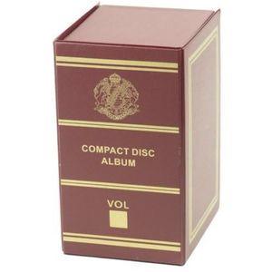 boite rangement pour cd dvd achat vente pas cher. Black Bedroom Furniture Sets. Home Design Ideas
