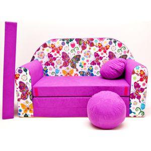canape pour enfant achat vente canape pour enfant pas. Black Bedroom Furniture Sets. Home Design Ideas