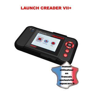 OUTIL DE DIAGNOSTIC Diagnostic Auto Launch Creader VII+, Creader 7+