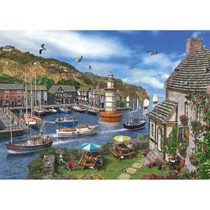 PUZZLE Puzzle 2000 pièces Dominic Davison : The Village H
