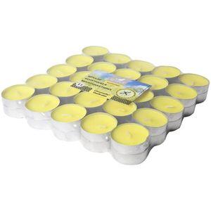 BOUGIE DÉCORATIVE LE CHAT Lot de 50 bougies chauffe-plats parfumées