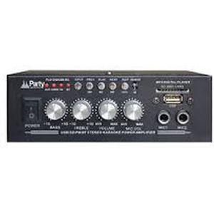 AMPLI PUISSANCE PARTY LIGHT AND SOUND PLS1250USB-RC Amplificateur