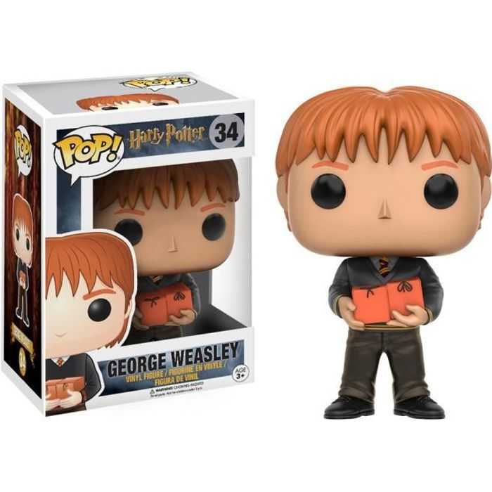 Figurine Funko Pop! Harry Potter: George Weasley