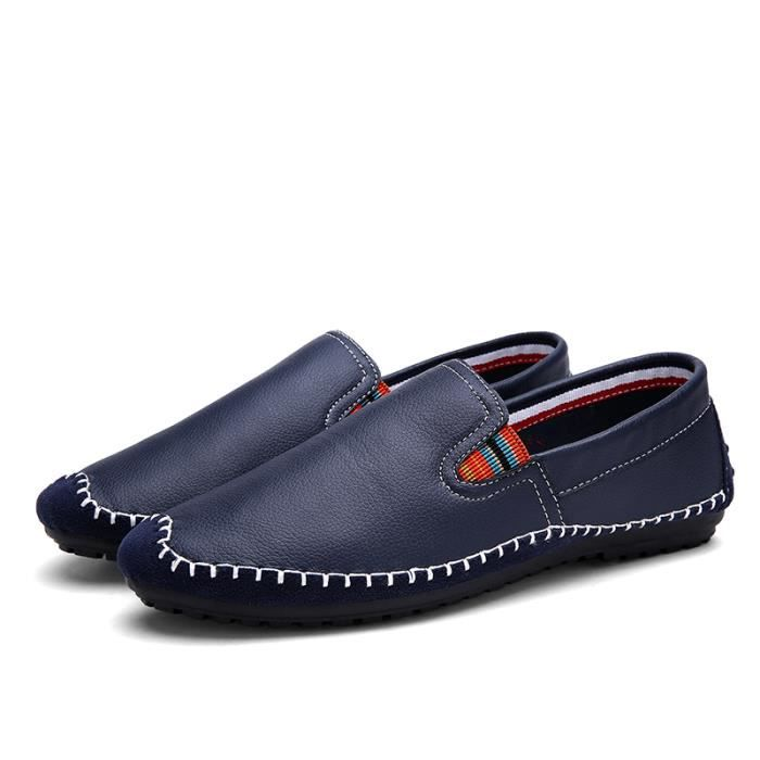 Bateaux Boat Chaussures Homme Chaussures Respirantes KIANII® p2XyKn1uy