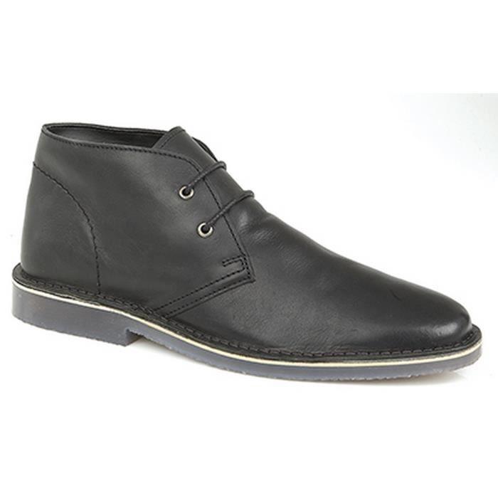 Roamers - Desert boots en cuir - Homme