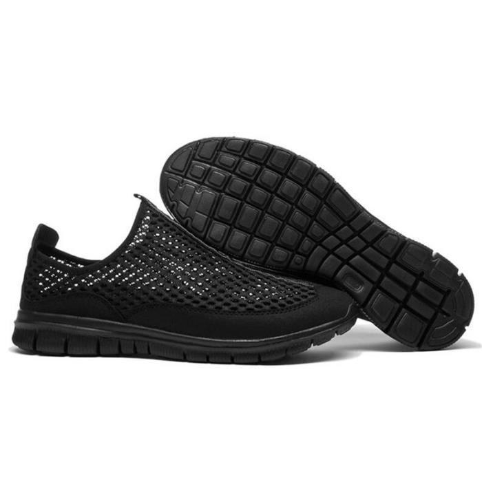 Chaussures Luxe homme Léger Haut Marque 40 ETE arrive Grande De Nouvelle Antidérapant qualité 46 Taille Chaussure De Poids Durable HHAInqrP