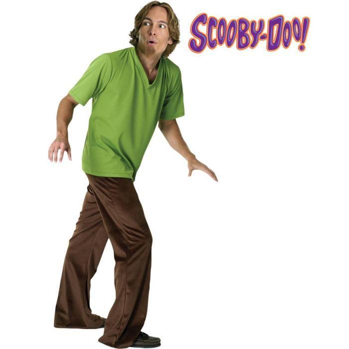 D guisement sammy scooby doo standard tail achat vente d guisement panoplie cdiscount - Sammy de scooby doo ...