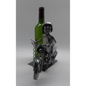 porte bouteille metal achat vente porte bouteille metal pas cher soldes d s le 10 janvier. Black Bedroom Furniture Sets. Home Design Ideas