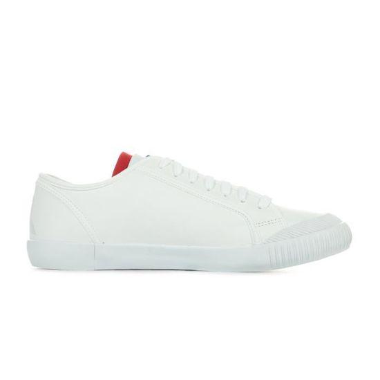 Sportif Optical Premium Coq White Baskets Nationale Le Blanc 80Nnwm