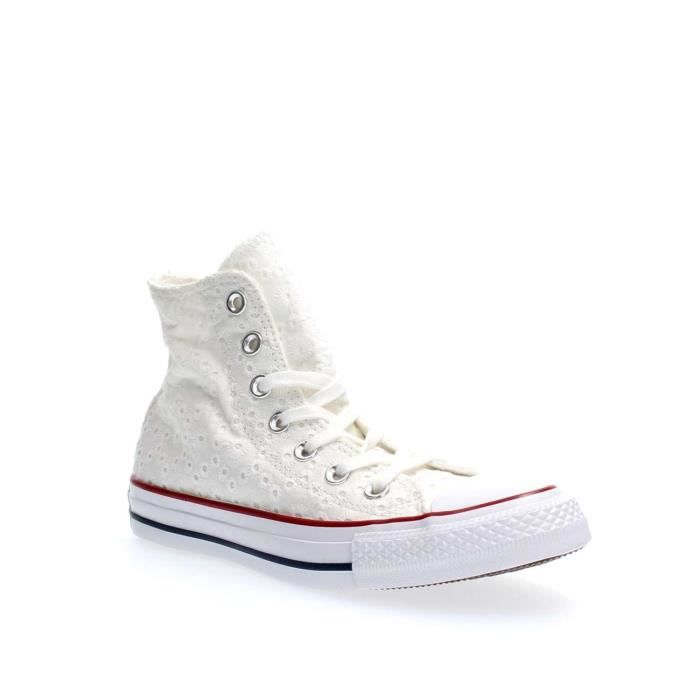 SNEAKERS SNEAKERS WHITE Femme CONVERSE 38 Femme WHITE 38 CONVERSE SNEAKERS CONVERSE Femme qH4WR