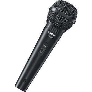 MICROPHONE - ACCESSOIRE SHURE SV200A Microphone cardioïdes dynamique