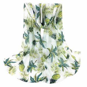 3d1cdcc084ee ECHARPE - FOULARD Écharpe Mode féminine en mousseline de soie d impr ...