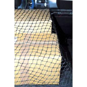 FILET DE REMORQUE Filet de sécurité 2,0x3,0 m MW 35 noir