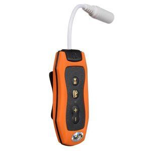 LECTEUR MP3 8GB Lecteur MP3 Natation Plongee sous-marine Spa R